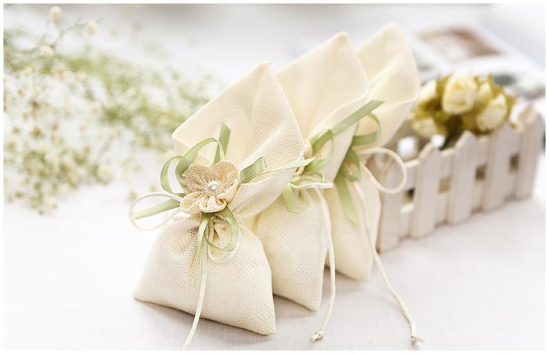 2016个性创意喜糖袋婚礼庆欧式大号喜糖盒子