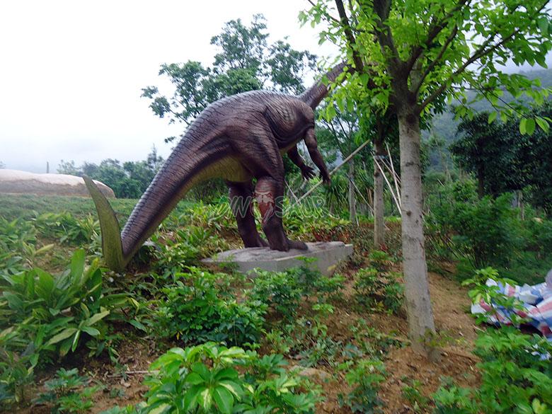 产品目录 工艺品 仿生仿真制品 仿真动物 > 机械恐龙模型|侏罗纪公园