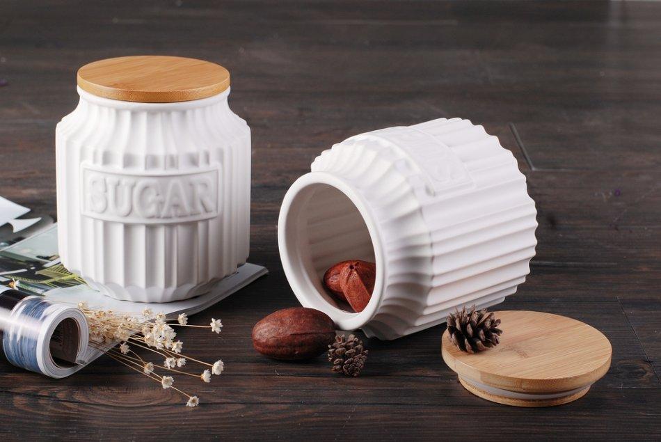 密封罐陶瓷