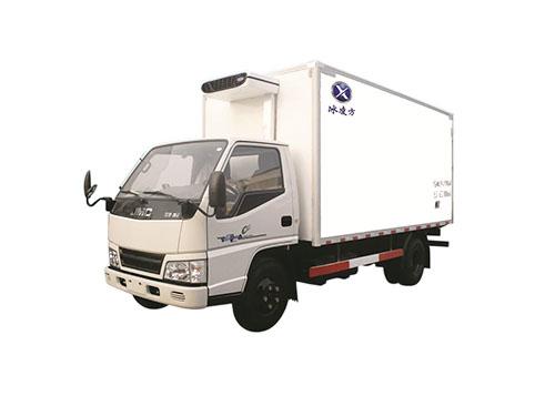 解放虎v冷藏车保温车,小型冷藏车保温车价格,蔬菜冷藏运输车,水果冷藏