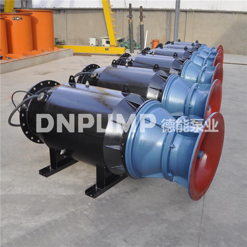 500QZB雪橇式軸流泵21