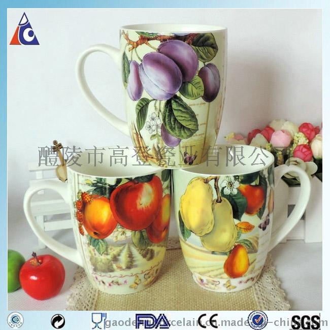 家居厨房系列炻瓷手绘餐具图片