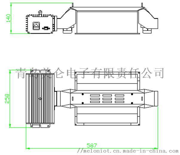 产品列表 电子镇流器 > hid-315w-120 cosmo专用植物照明     整套