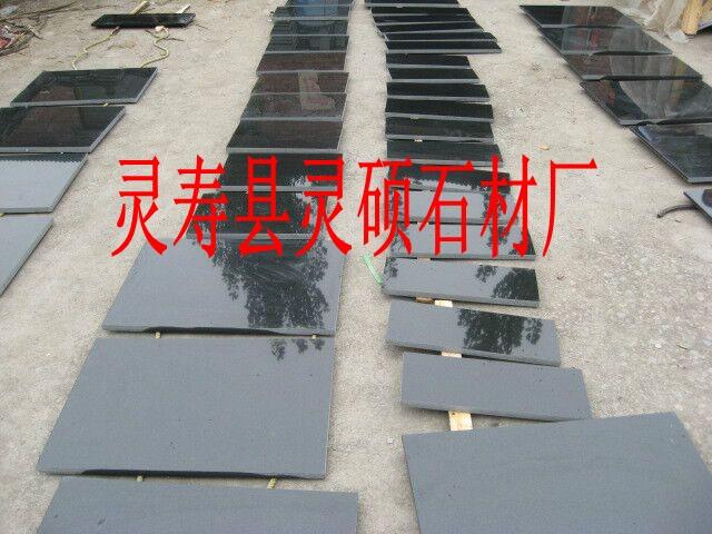 山西黑石材花岗岩 河北黑石材 中国黑石材