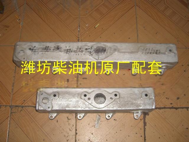 潍坊柴油机6105冷却器厂家供应 低价销售 专业品质图片