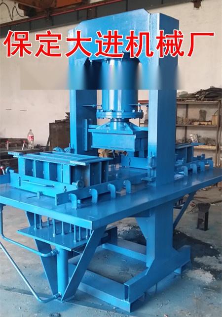 制砖机产品特点:免烧液压全自动水泥制砖机实现了数图片