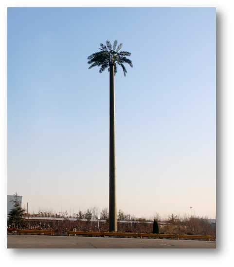 椰树型仿生树景观塔【批发价格