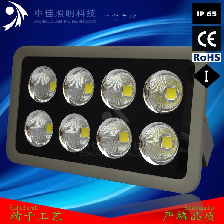 LED200W聚光投光灯,led投光灯6珠集成光源