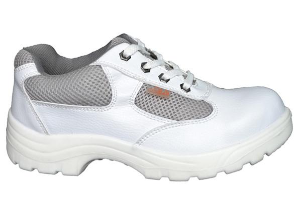 尊狮工作鞋_尊狮白色安全鞋,白色洁净鞋,白色防静电鞋