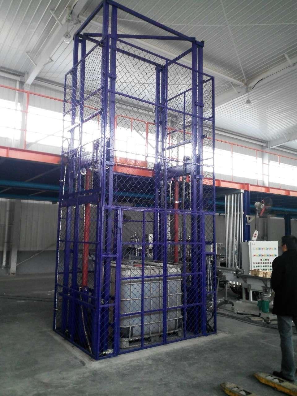 广东巨龙液压机升降平台-广东巨龙液压机