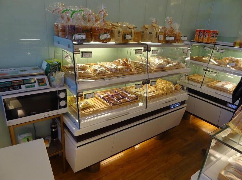 新款欧式中山面包展示柜中山面包柜
