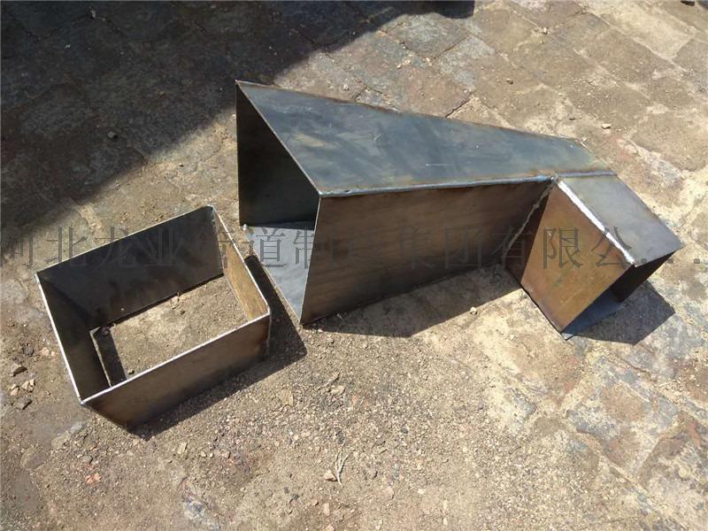 侧入式成品雨水斗安装图 管道连接 虹吸式雨水斗与管道连接安装图图片