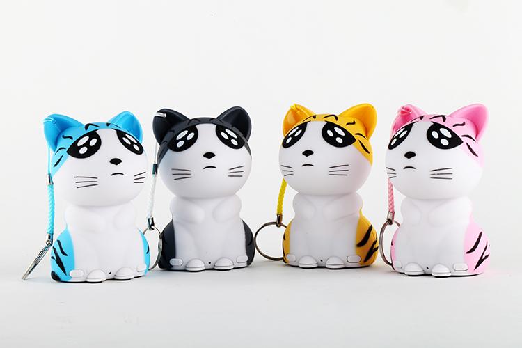 最迷你可爱的便携式蓝牙音箱带插卡功能的小猫咪