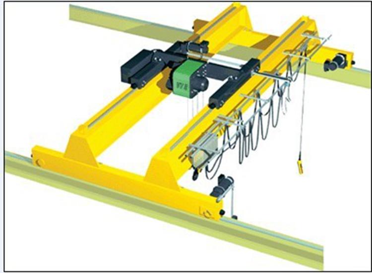 产品目录加工制造物流起重设备起重机械>科尼桥式双梁起重机深圳到成都机械图片