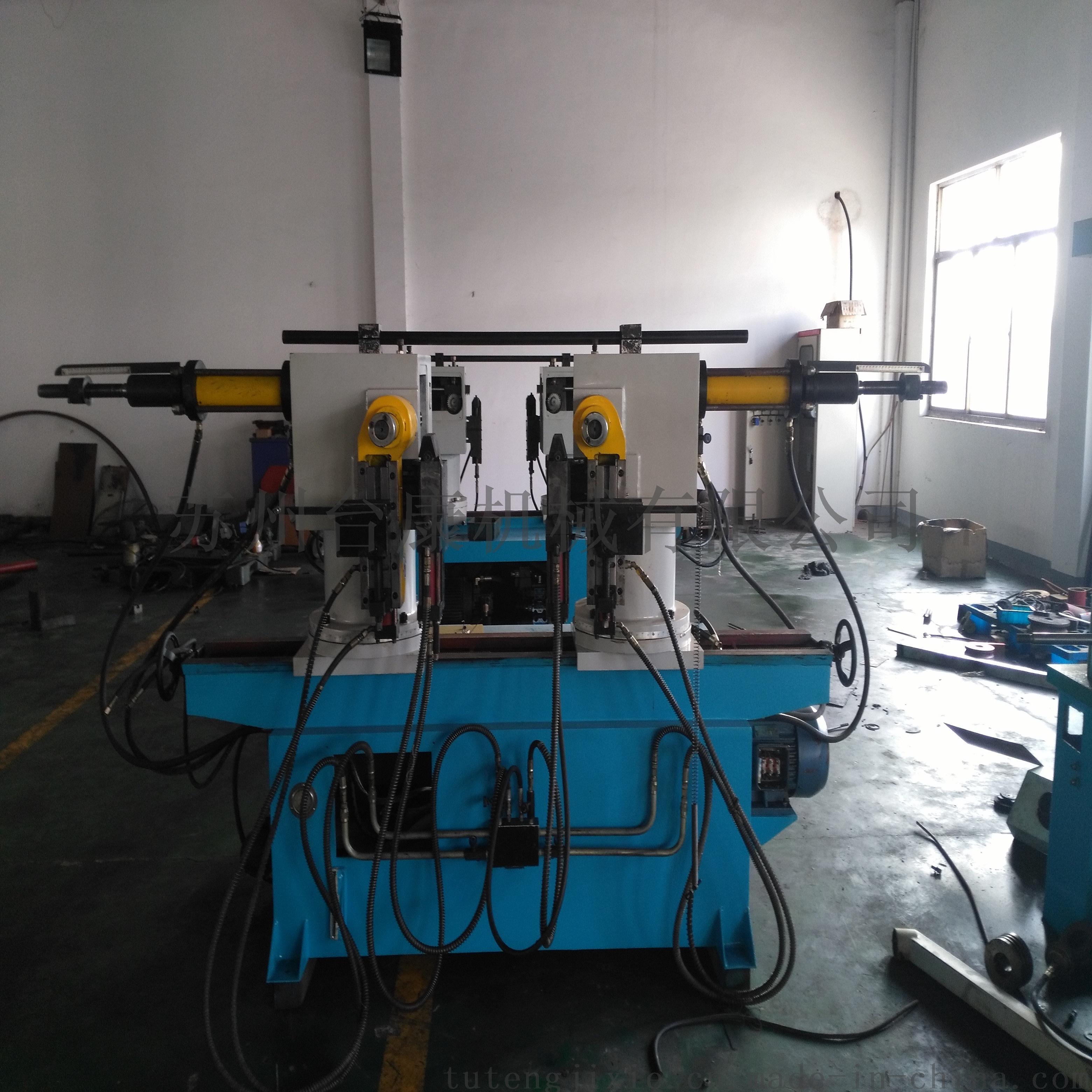 台康机械sw38高速双头 数控自动化弯管机