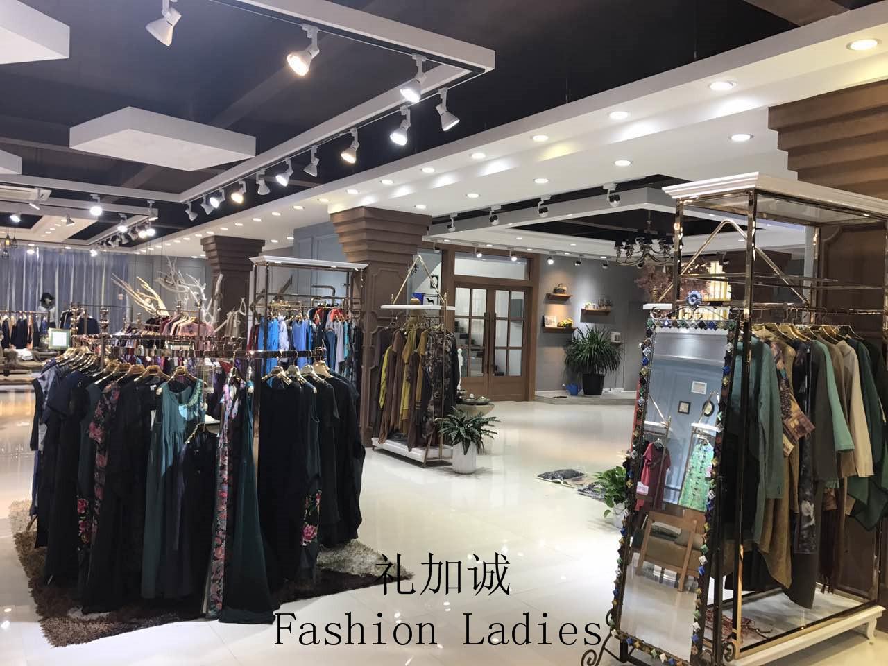 布同折扣女装货源,找广州明浩女装库存批发公司