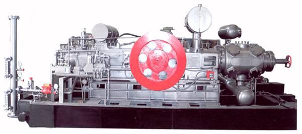 压缩机模型-0130万吨合成氨装置仿真模型-02大型炼油图片