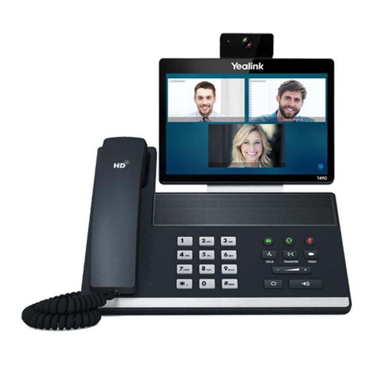 桌面迷你型视频会议设备T49G视频会议解决方案