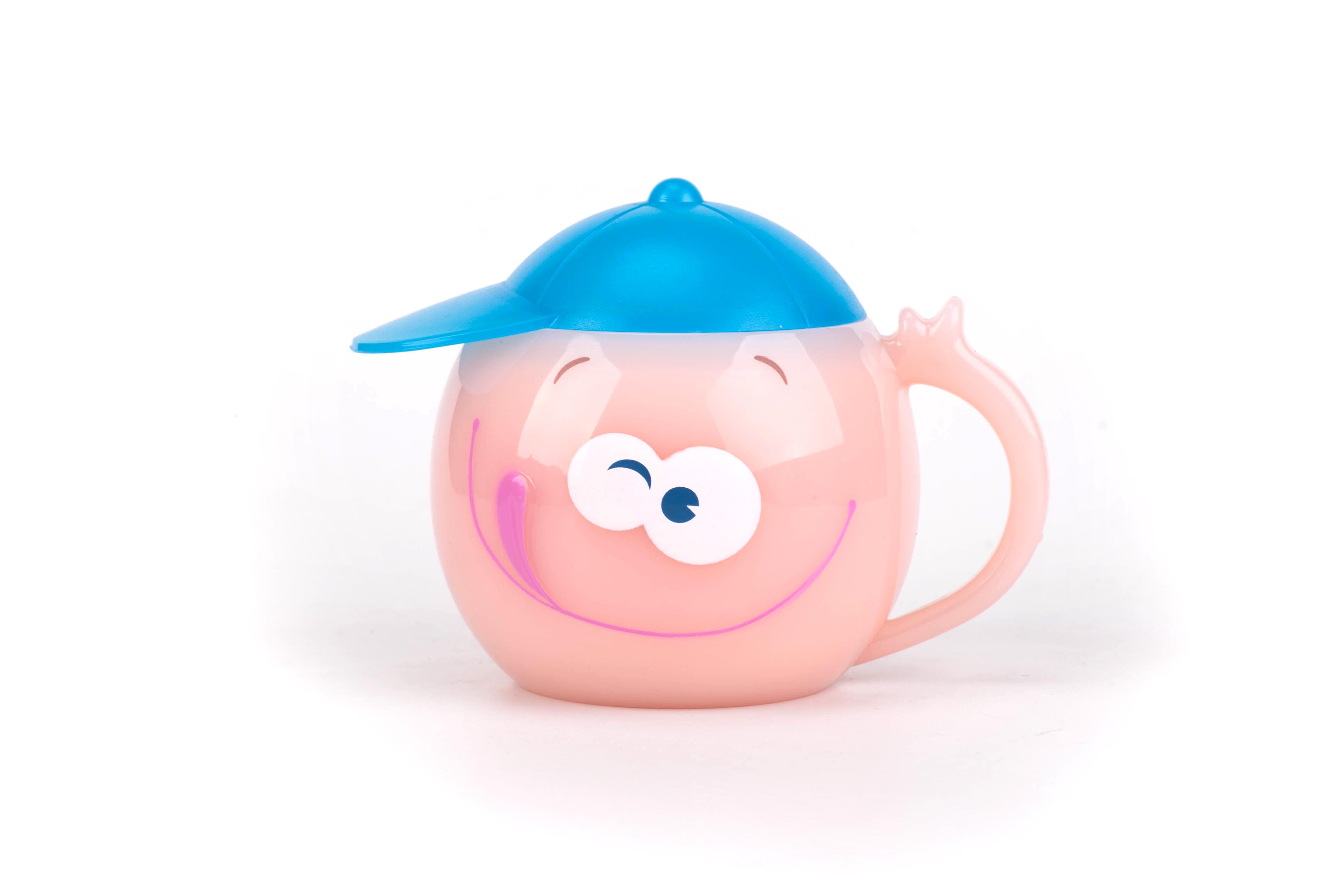 可爱卡通漱口杯 创意儿童塑料刷牙杯洗漱杯牙刷杯