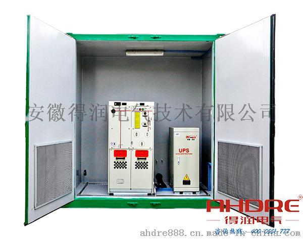 产品目录 电工电气 输变电设备 箱变 > 供应集装箱式变电站(变电所)图片