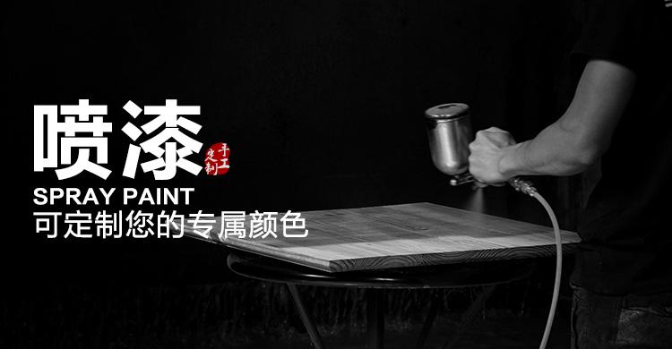 美式loft家具餐桌铁艺深圳创客做旧风格工业实江西沃森家具有限公司图片