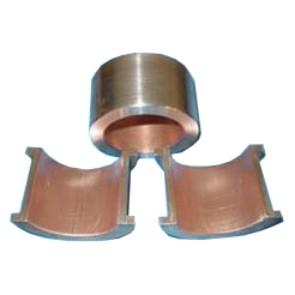 【方恒】铜及铜合金-钢轴瓦 铜轴瓦 爆炸复合 厂家定制