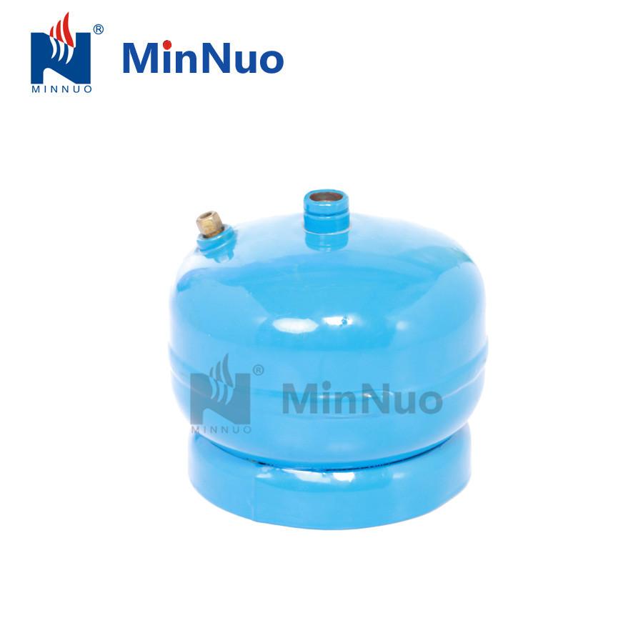 5kg出口液化石油气罐 户外野营用瓶 可定制图片