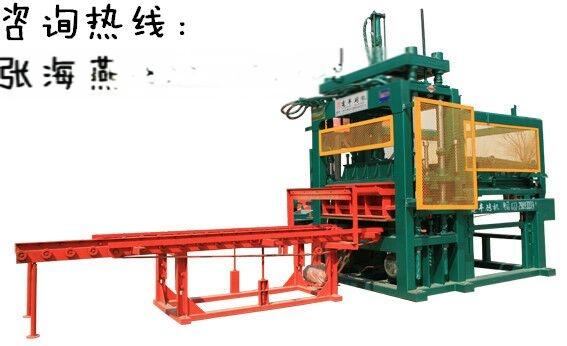 天津甘肃环保砖机,兰州建丰JF-QT5-20A型多功建筑设计防火规范楼梯前室图片