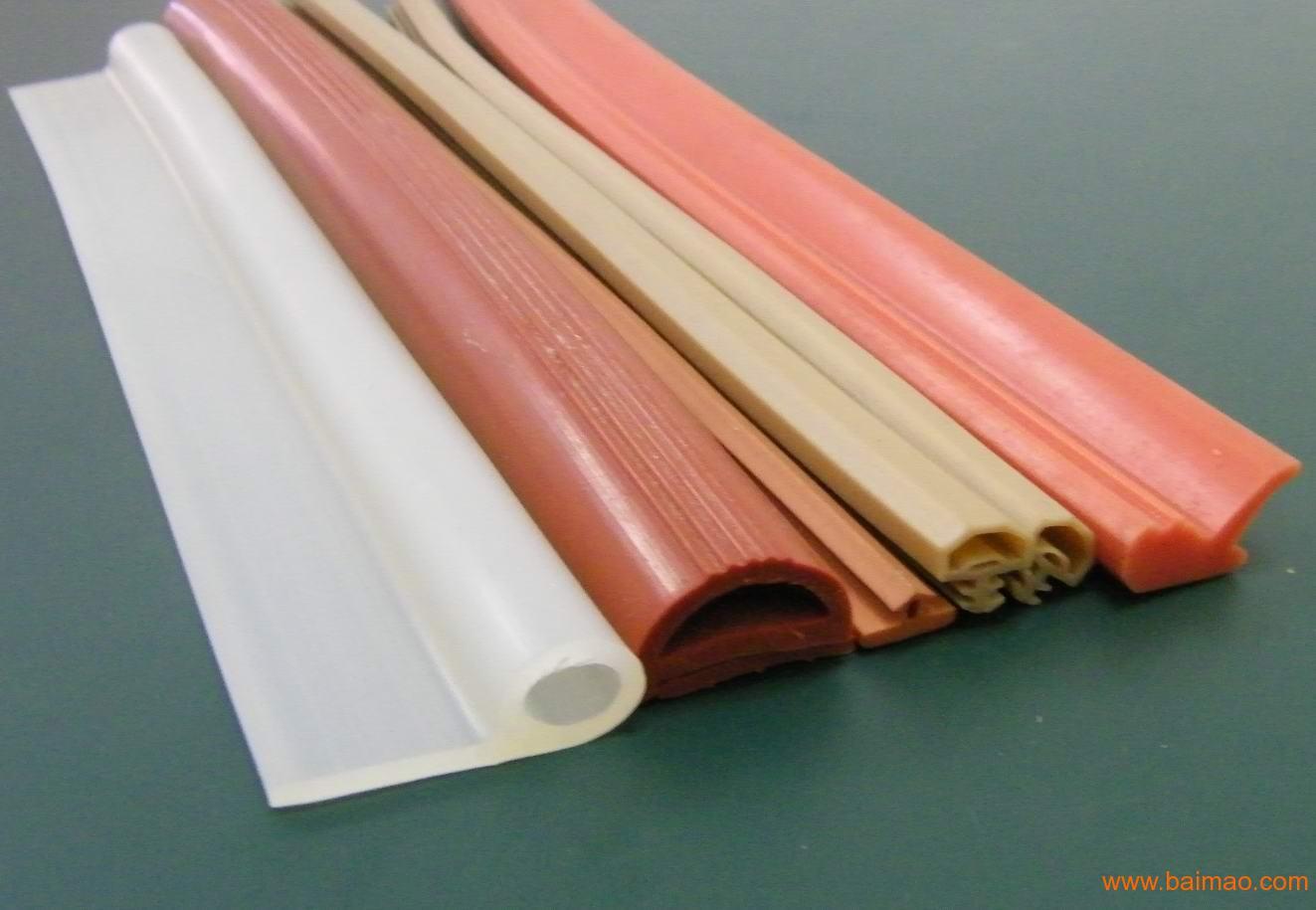 厂家订制硅胶异形管 硅胶异形条 硅胶管 硅胶条
