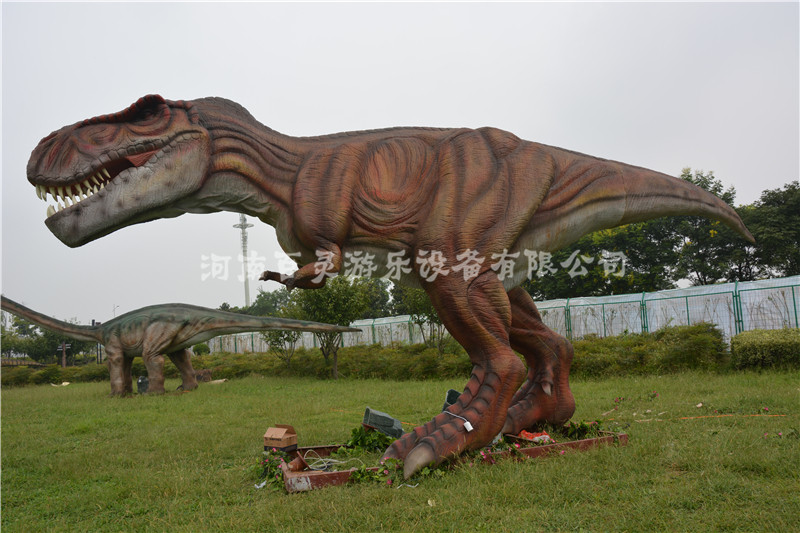 [供应]河南手工制作仿真恐龙 多只恐龙模型 产地:河南省/郑州市