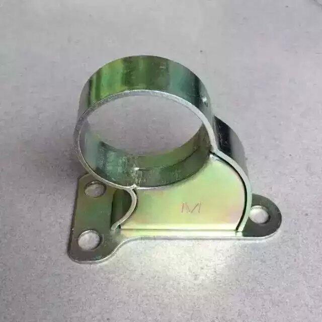 厂家直销车位挡轮杆彩钢挡轮座2.0寸2.5寸3.0