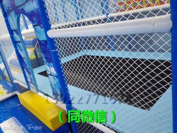 非帆游乐南平新推出的淘气堡儿童乐园加盟好做
