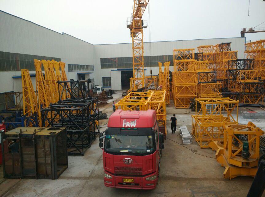专业生产qtz63系列塔吊