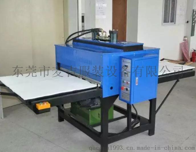 供应东莞自动液压热转印烫画机