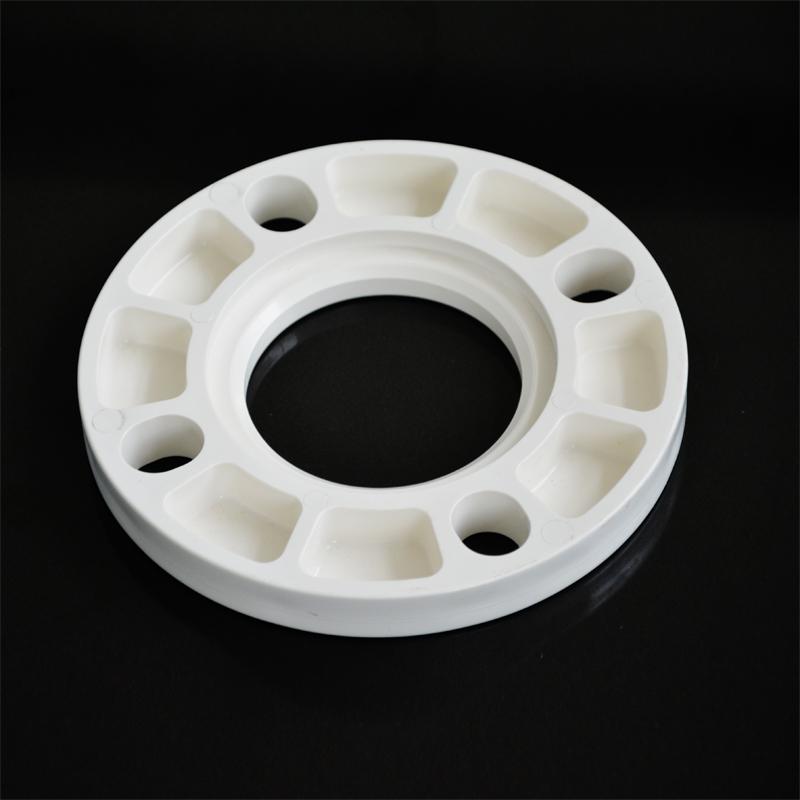 环保健康PVCU给水管件 PVC给水 配件 法兰盘