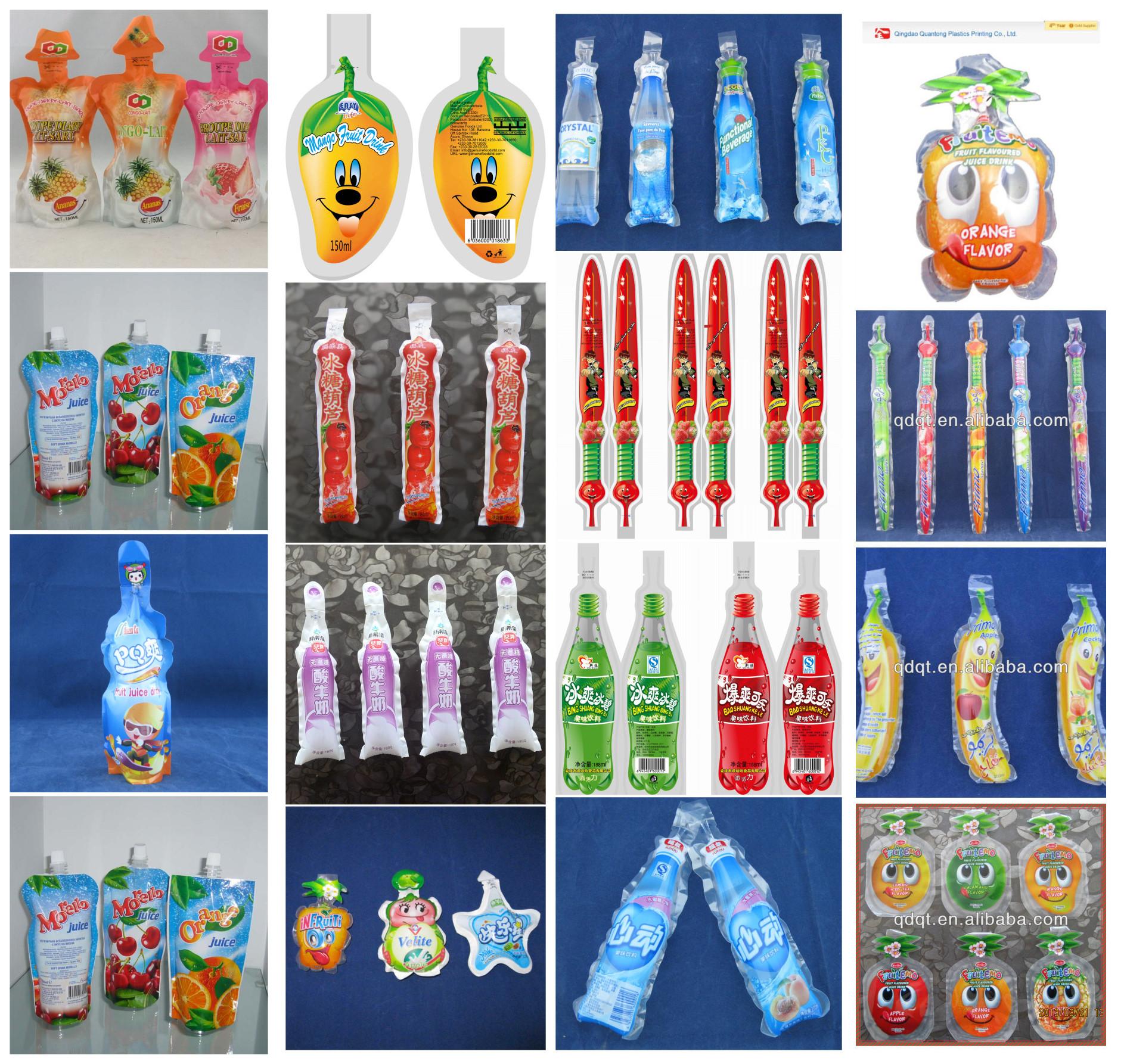 4,形状各异,图案精美,有卡通动物,水果等形状,深受小朋友喜爱.