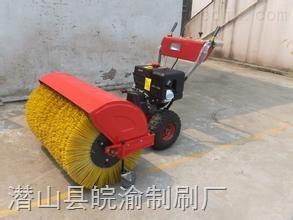 供应手扶式扫雪车毛刷 扫雪刷辊图片