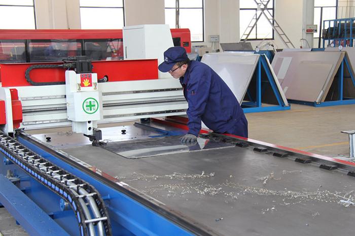 激光打孔加工 数控激光切割 碳钢不锈钢板材切割加工