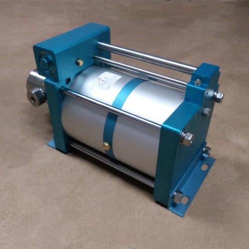 超高压软管 接头 水压测试 气密性测试 气驱液压泵 高压水泵图片