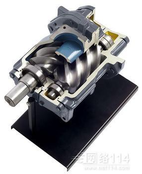 卸荷阀(八)清洁水气分离器(九)更换空压机油(十)清洁机组各散热面图片