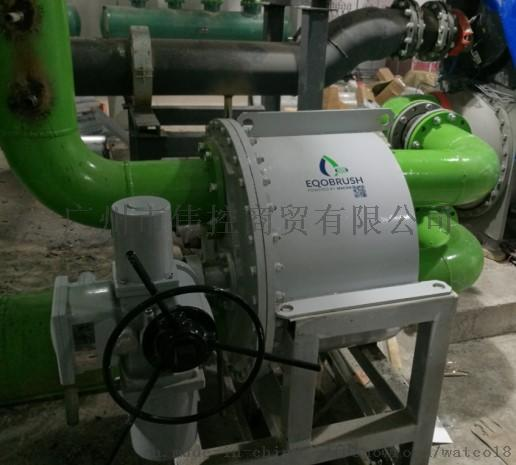 列管式换热器在线清洗,管刷自动清洗,冷却器清洁37551722