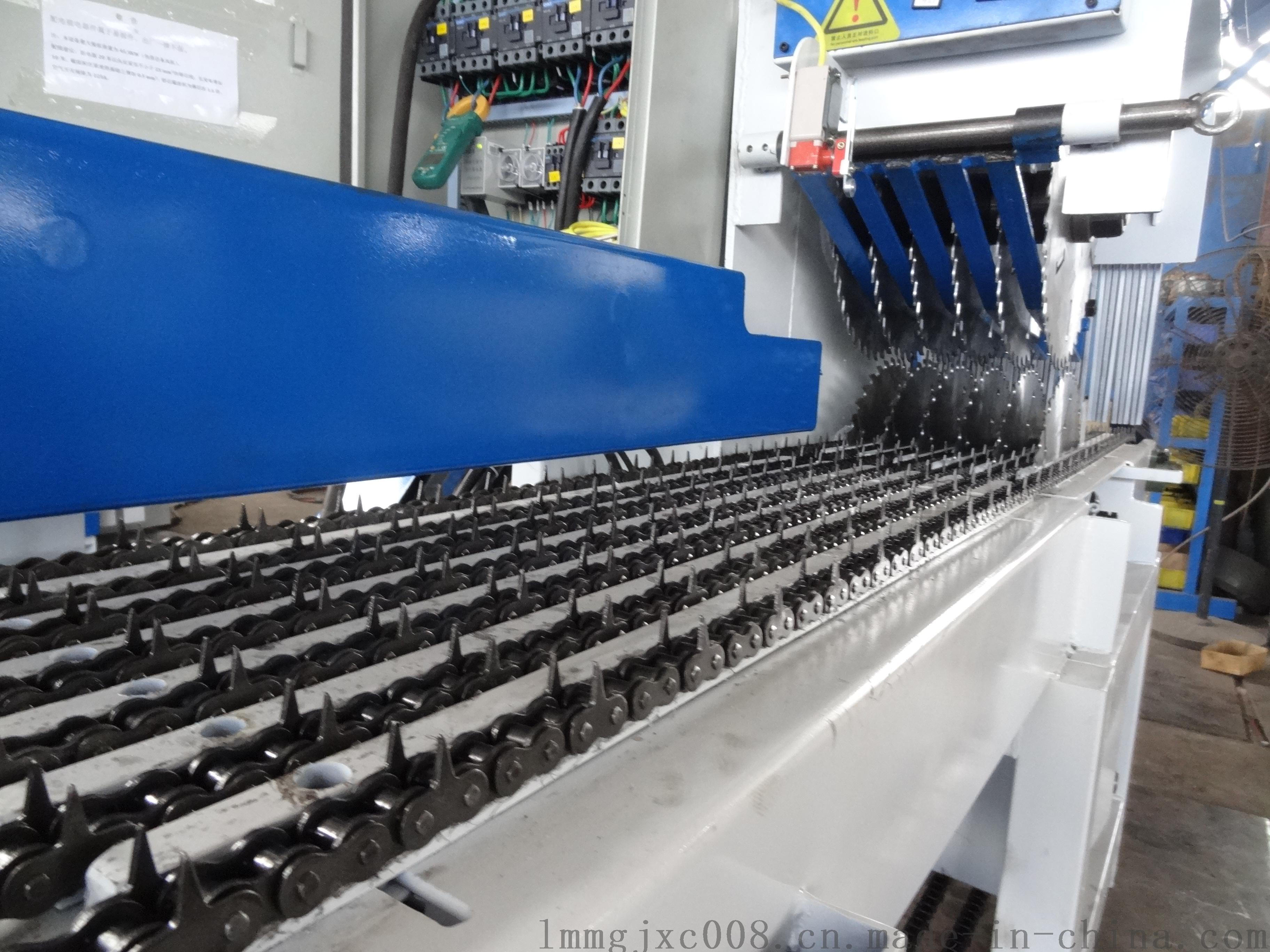 d20-1热力简易多片锯厂家锯圆木直销推台预制保温管图片