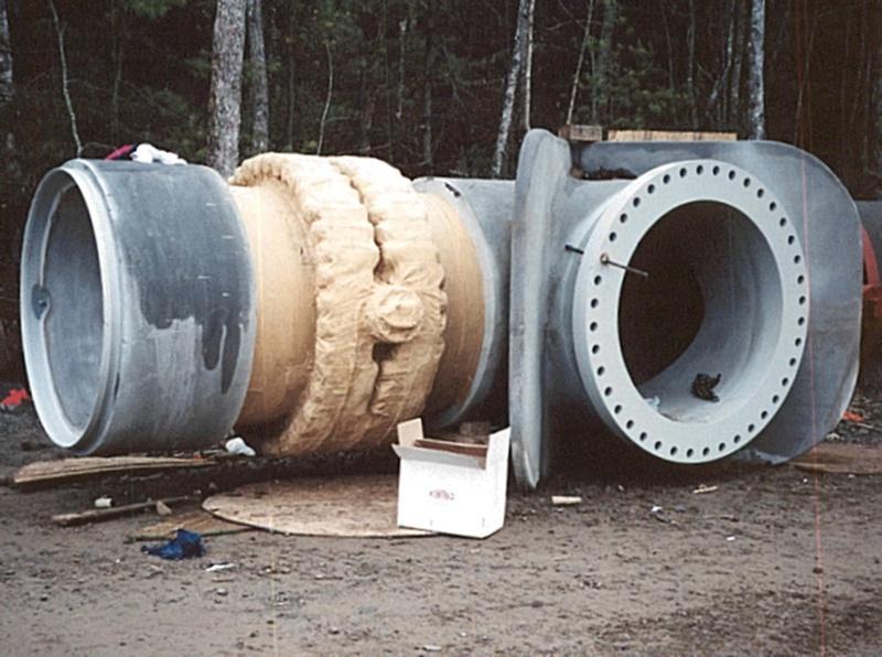 像这样的老旧铸铁管道怎么更换?   知乎