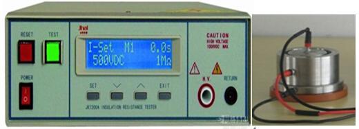 粉末电阻率测试仪_缘材料体积电阻率和表面 电阻率测试仪