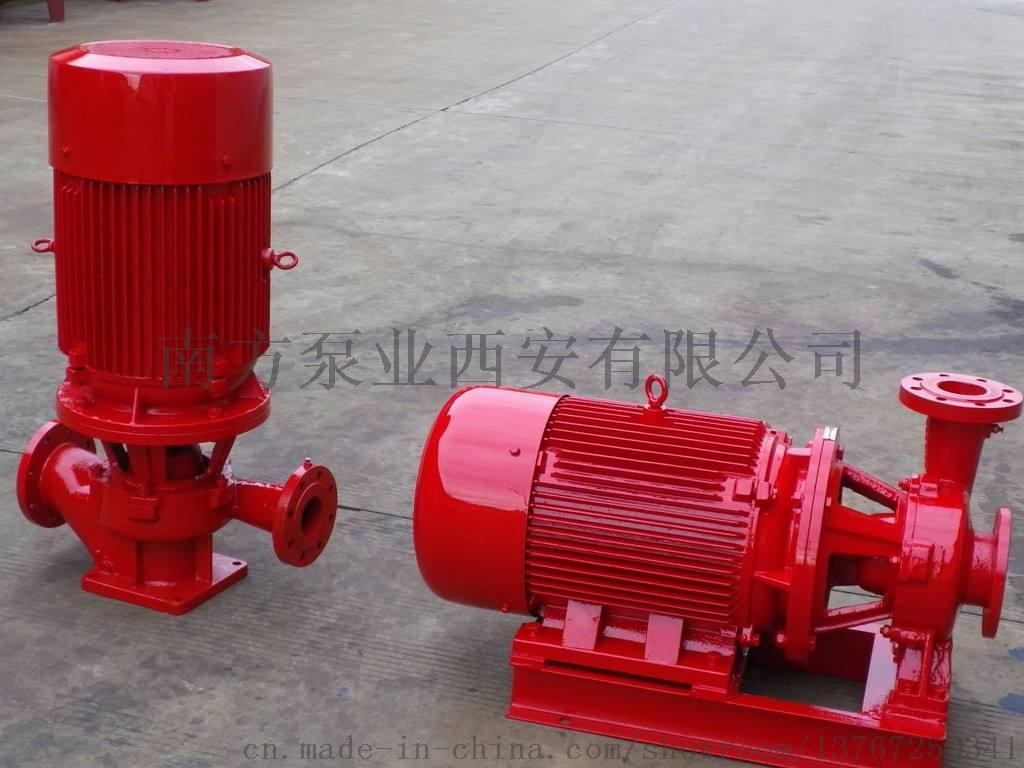 立式多级消防泵有几种?图片