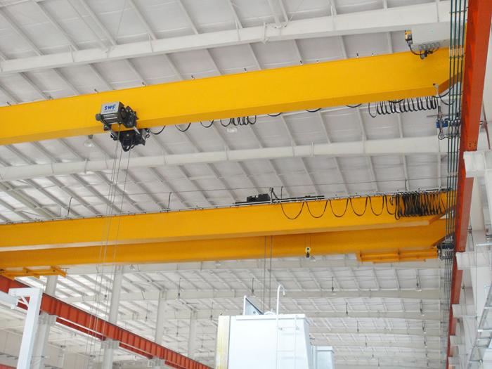 产品目录加工制造机械起重设备起重机械>欧式双梁起重机桥式双塑料脱水器图片