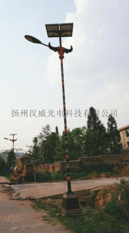 铜仁太阳能路灯厂家一套多少钱图片