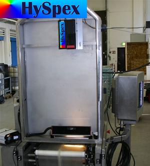 高光谱工业应用