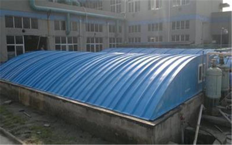 福建玻璃钢盖板@厦门玻璃钢拱形污水池盖板供应商图片