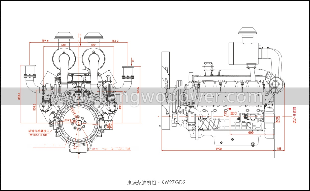 华东发电机生产商|船舶专用柴油机|静音|原装进口发电图片
